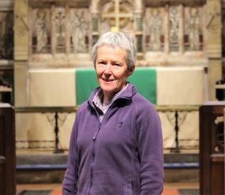 Brigitte Furze (Churchwarden)