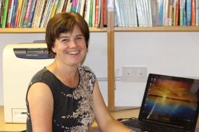 Karen Jordan - PCC Secretary