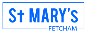 St Mary's Church Fetcham logo