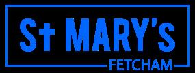 St Mary's Church Fetcham logo