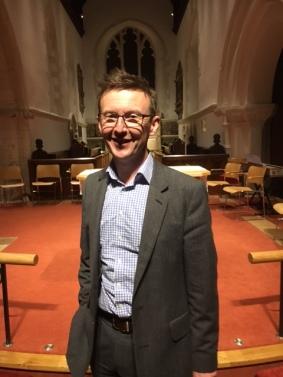 Andy Black (Churchwarden)