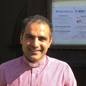 Rev Pouya Heidari (Incumbant)